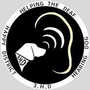 한국장애인도우미견 페이스북 로고